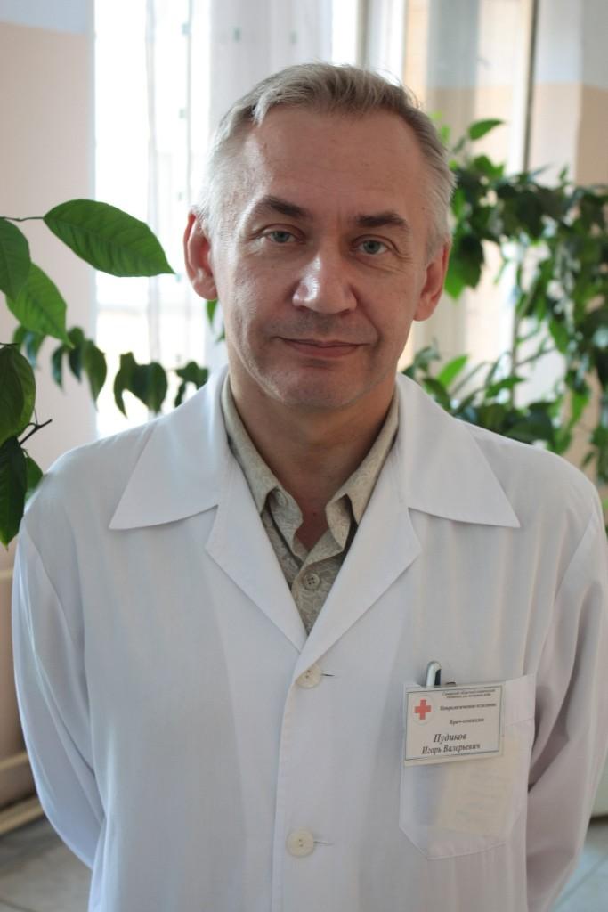 Игорь Пудиков. Автор фото: Катерина Хрипунова