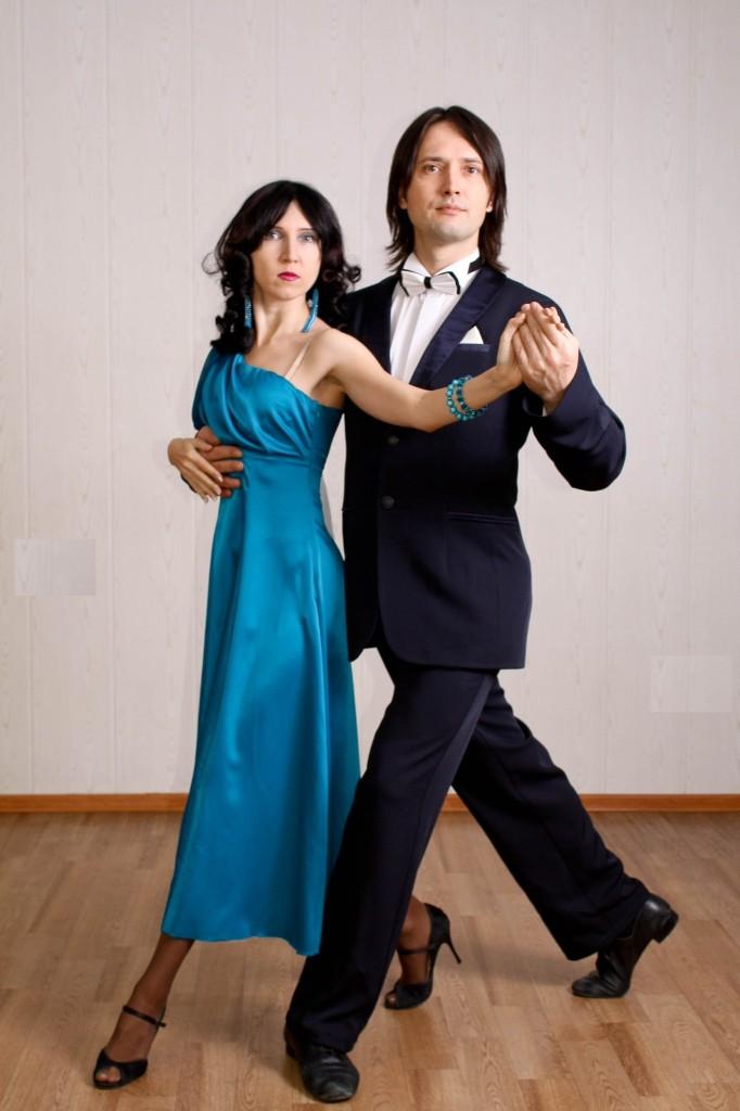 Ирина Матикайнен, аргентинское танго
