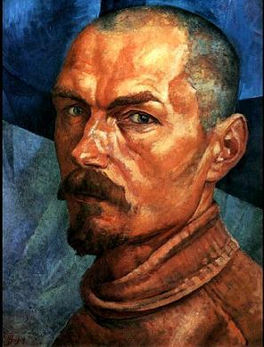PetrovVodkin_Avtoportret_1918