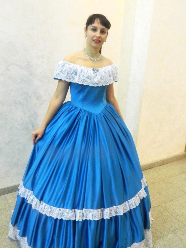 Платье на бал как сшить