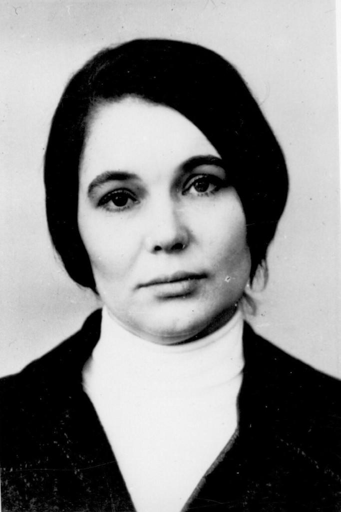 Валентина Неверова