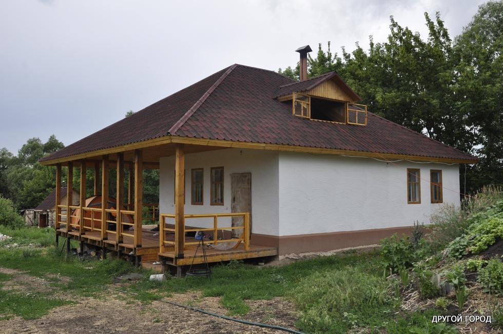 Малый гостевой дом