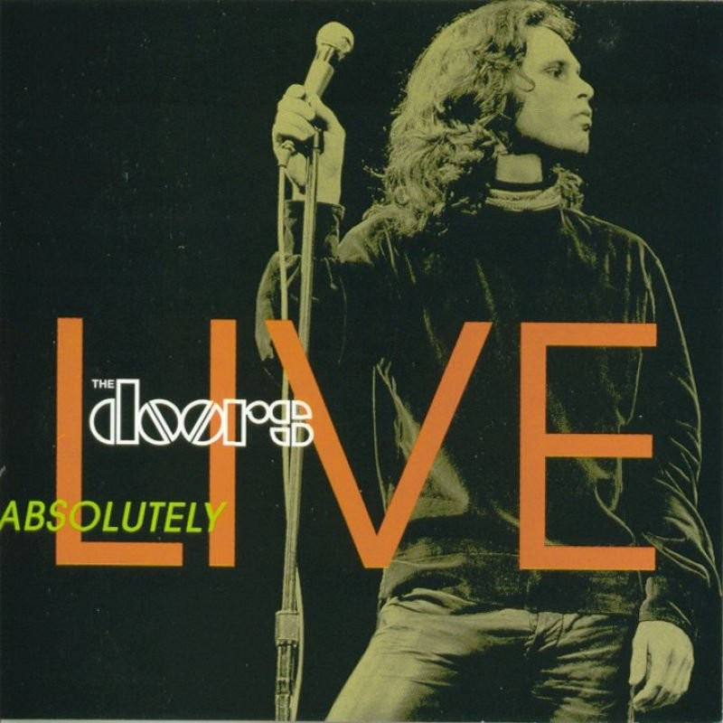 "«Doors» ""Absolutely live"""