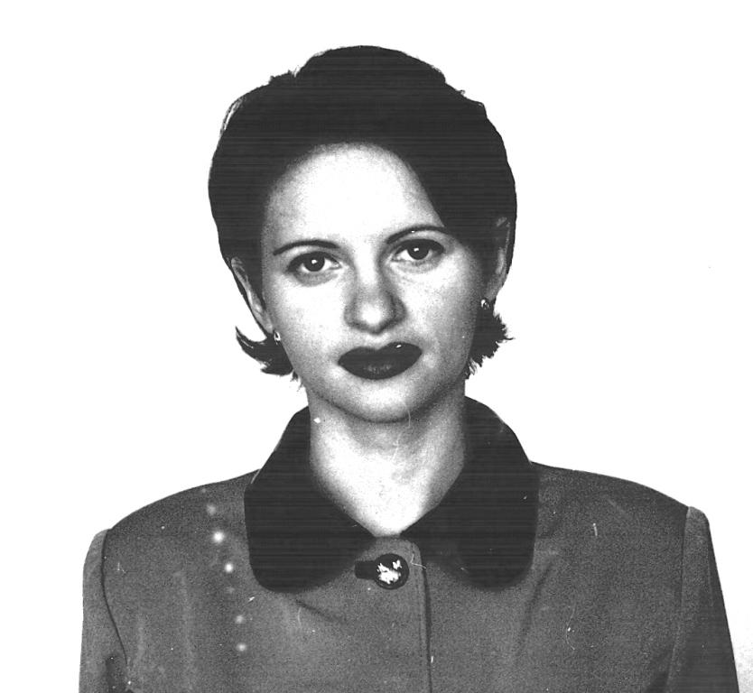 ВЛАСОВА Наташа (май, 1997)