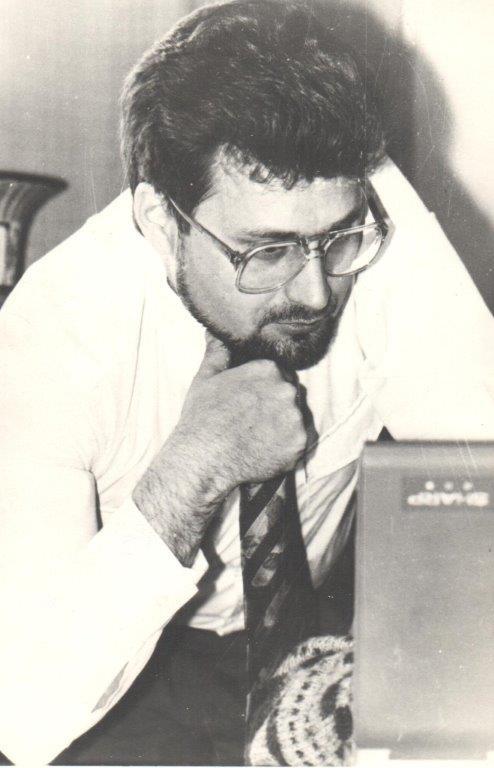 Владислав Маршанский. 1993 год