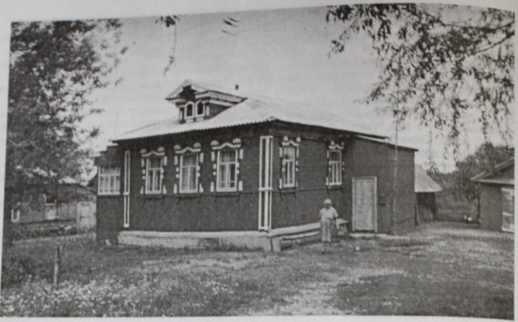 Дом в Курмыше
