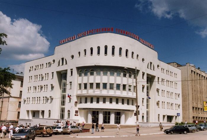 Факультеты самгту в самаре