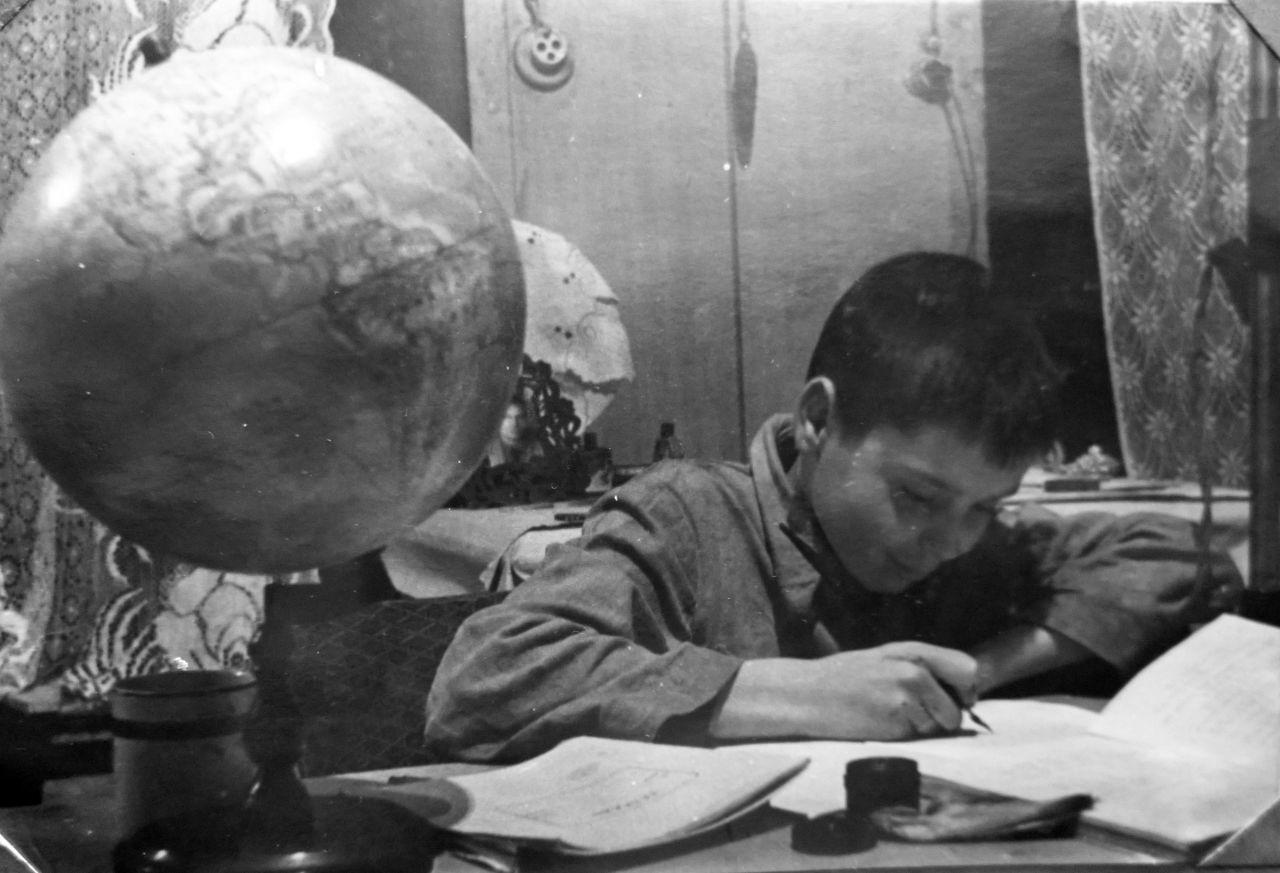 Домашнее задание 1949 год