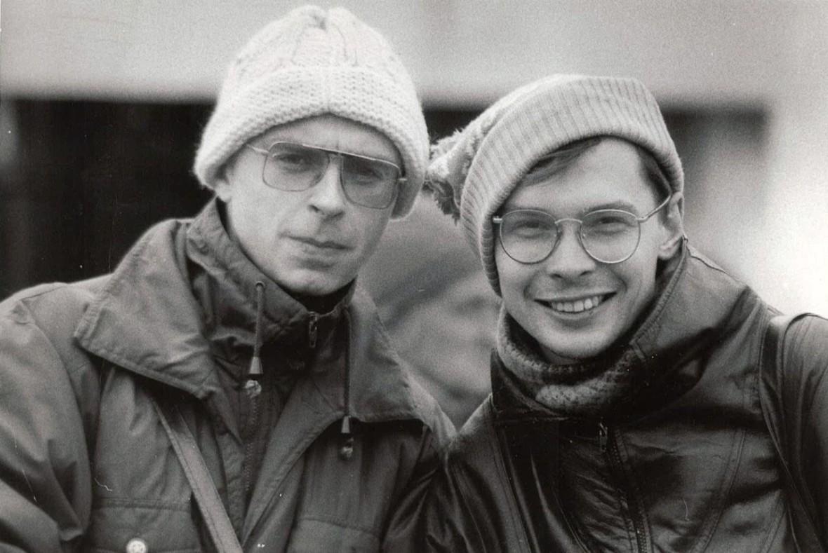 Лебедев и Силантьев