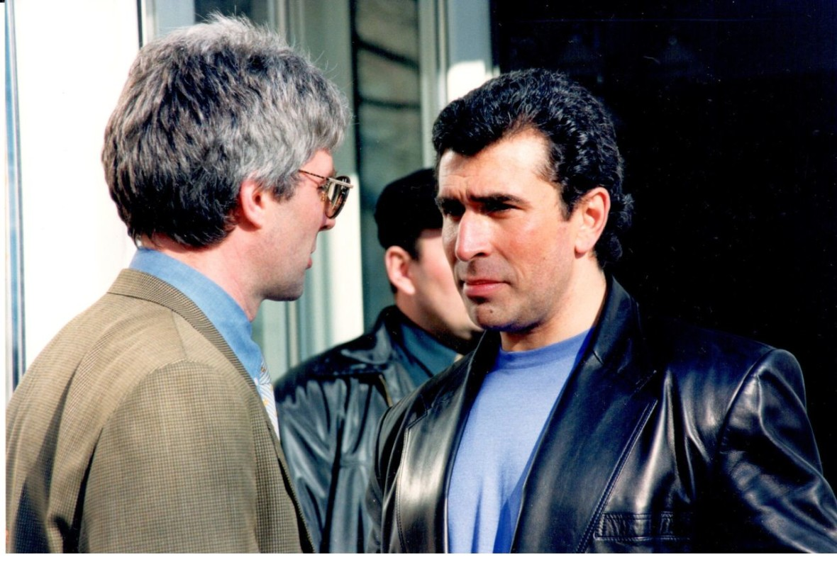 Андрей Федоров и Владимир Аветисян