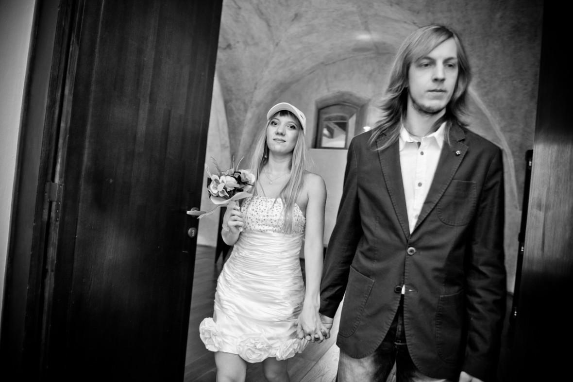 Алексей Богаткин с супругой