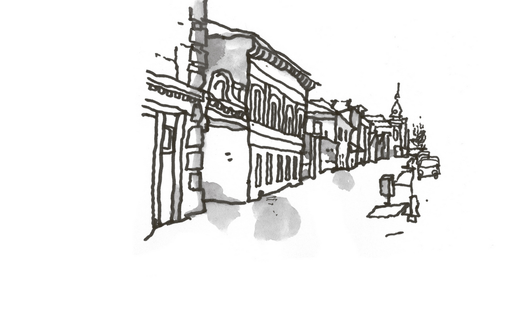 Поэтика городского пространства Самары-37