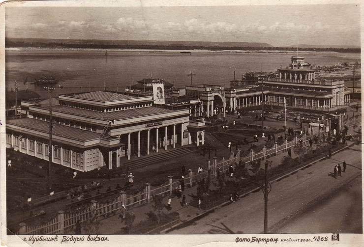 Деревянный речно вокзал