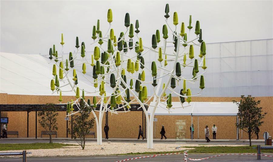 Ветряное дерево