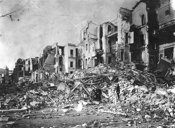Messina-earthquake