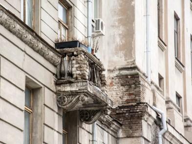 Как упал балкон на металлурге в самаре и кто в этом виноват .