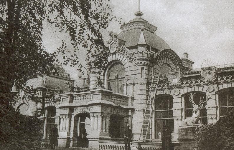 Ташкентский дворец Николая Константиновича