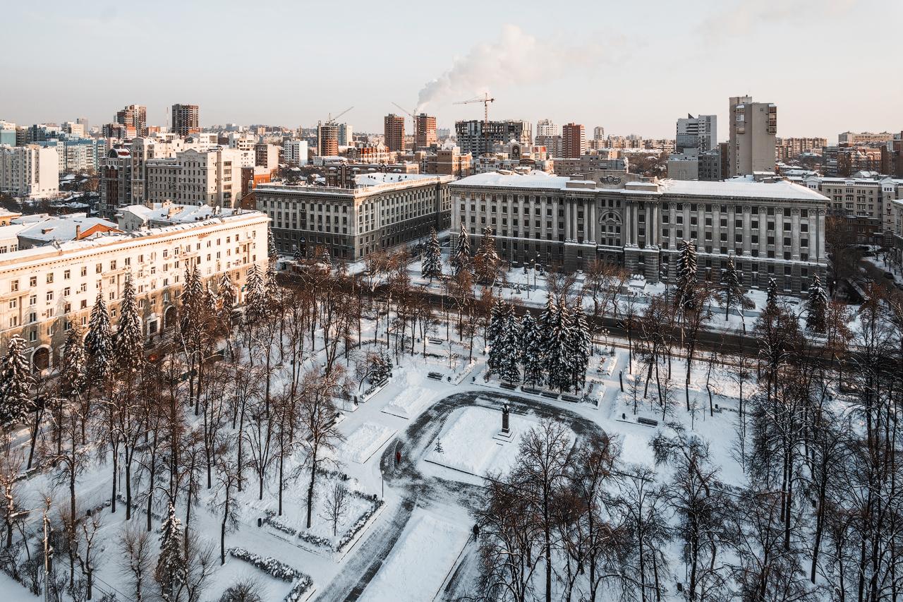5 - Самарская площадь