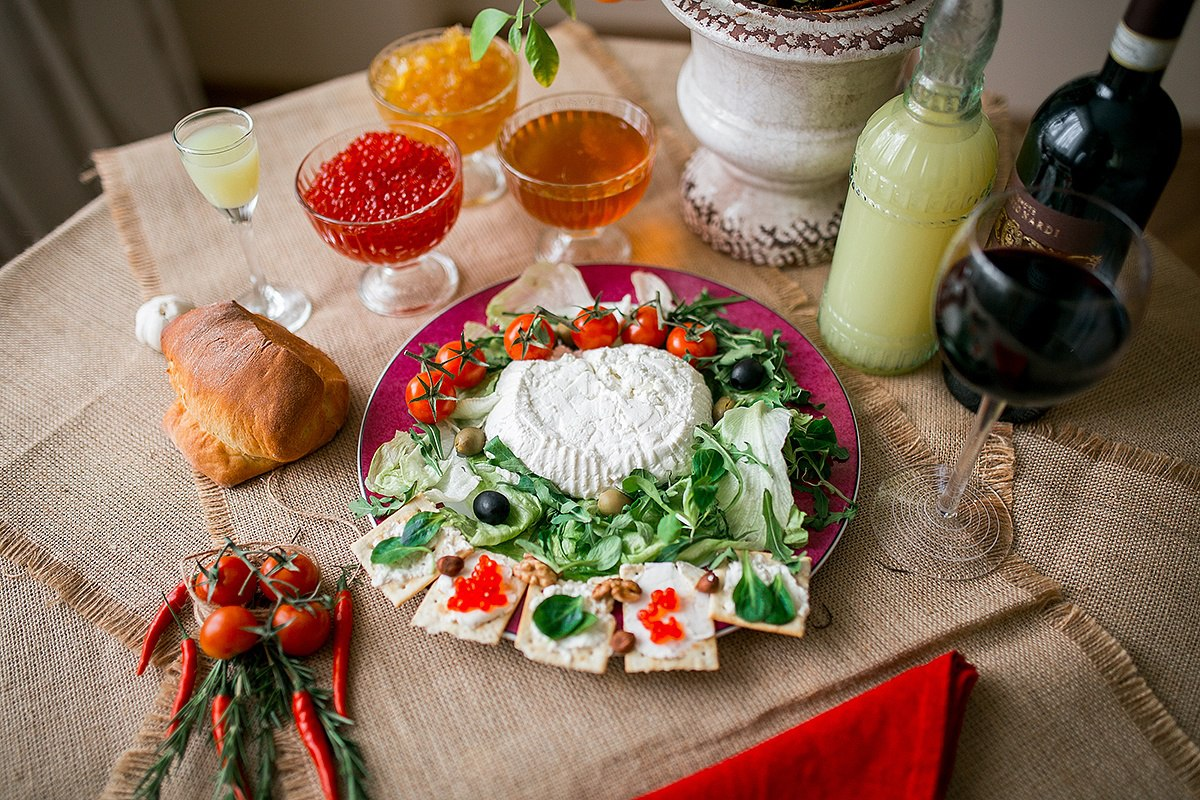 Cucina Casu_Максим Густарев