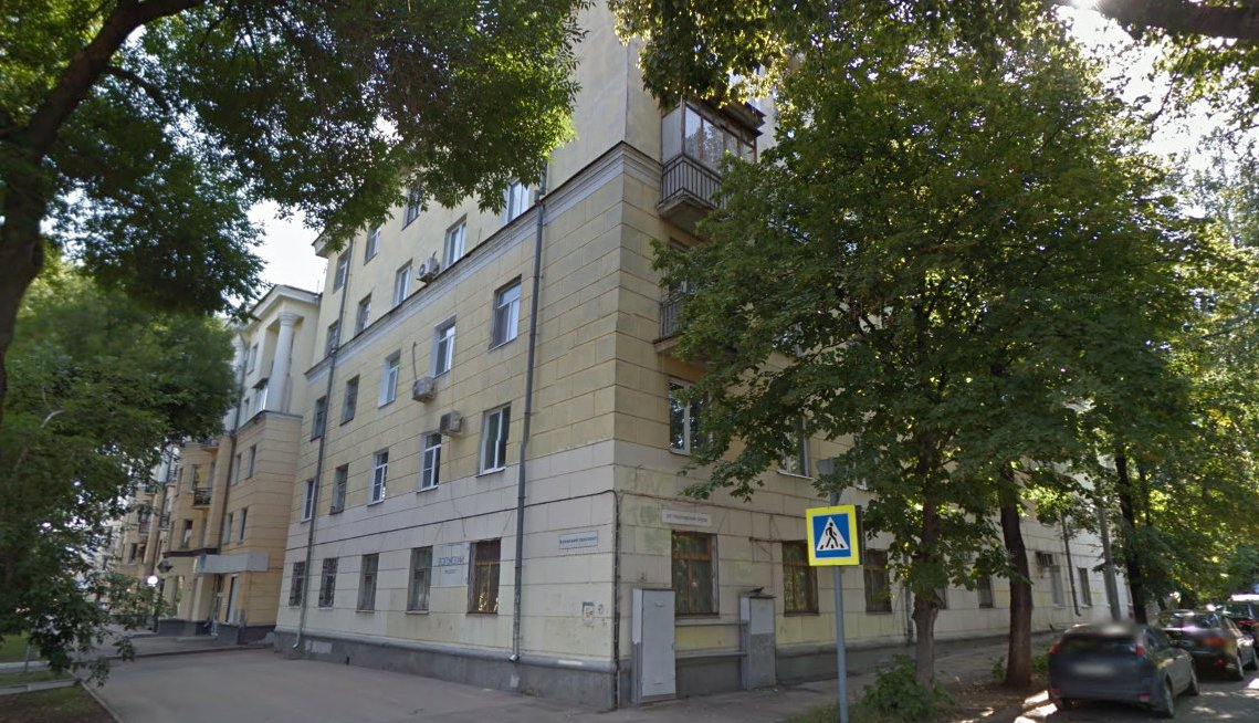 Архитектор Яковлев