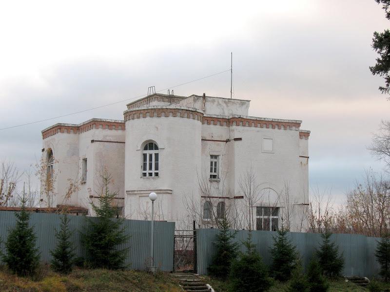 Дача Сурошникова