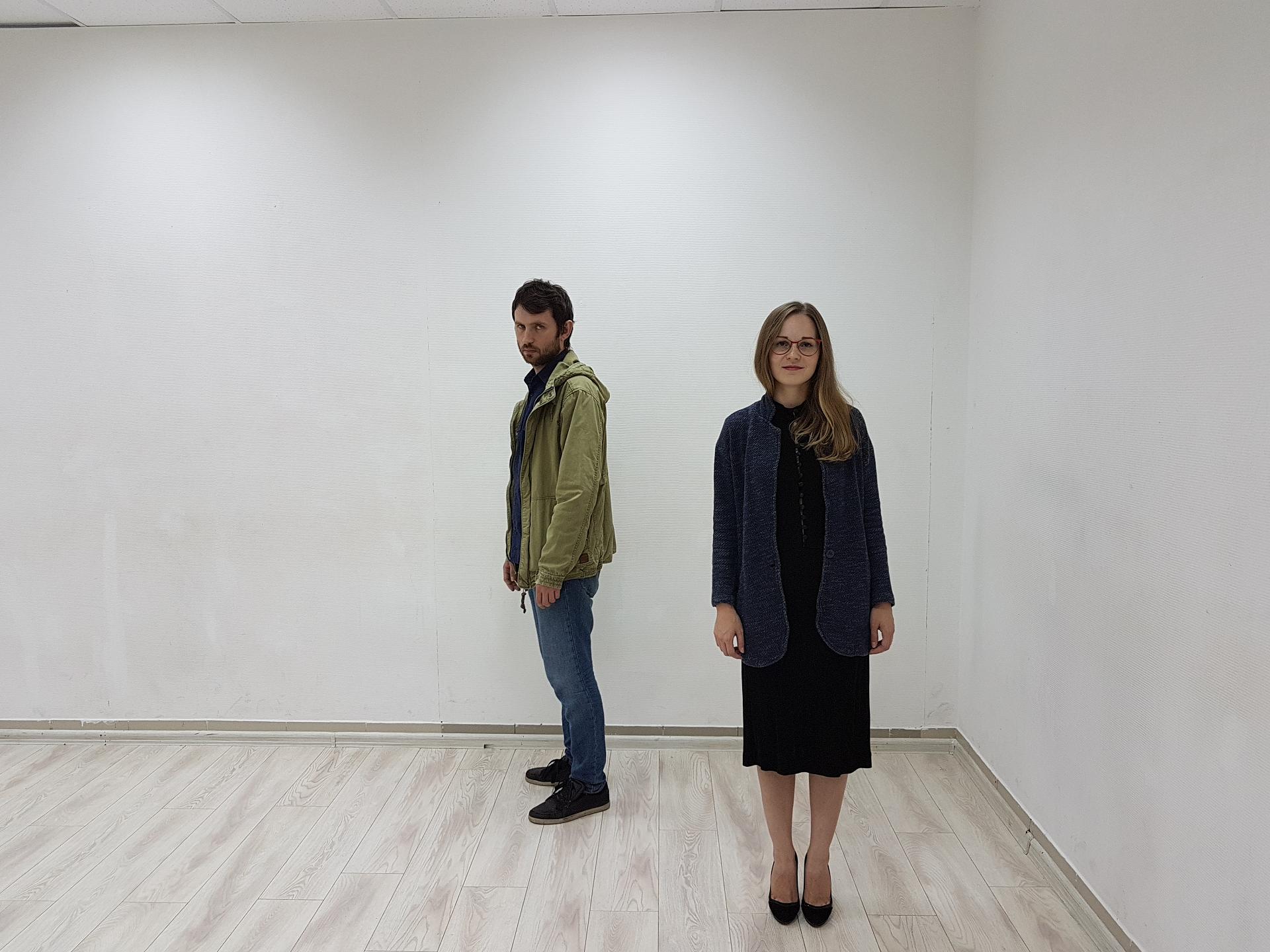 Илья Саморуков и Татьяна Почтенная