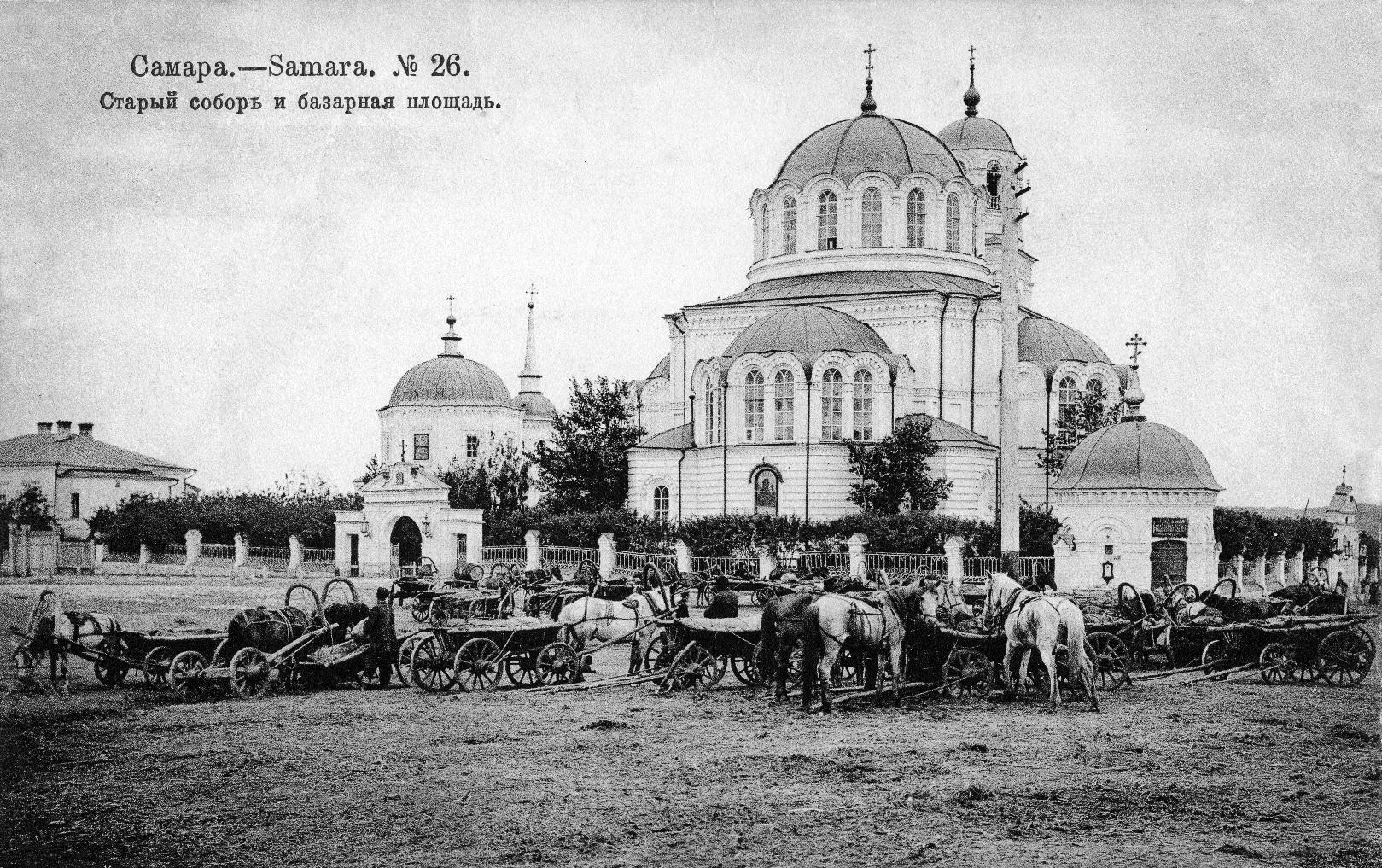 Церковь Смоленской иконы божией матери1