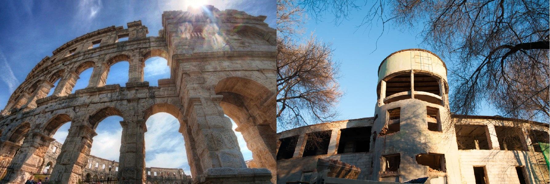 roman-ruins-pula-coliseum