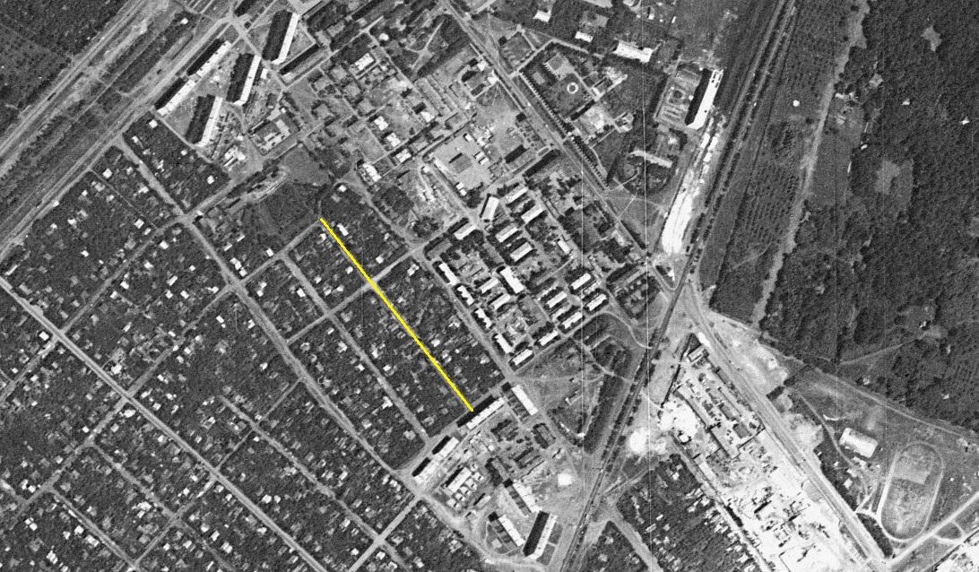 Арцыбушевский переулок