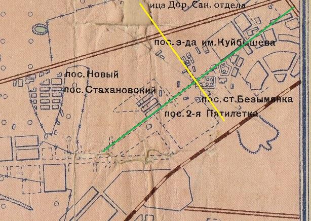 Поселок 2-ая Пятилетка