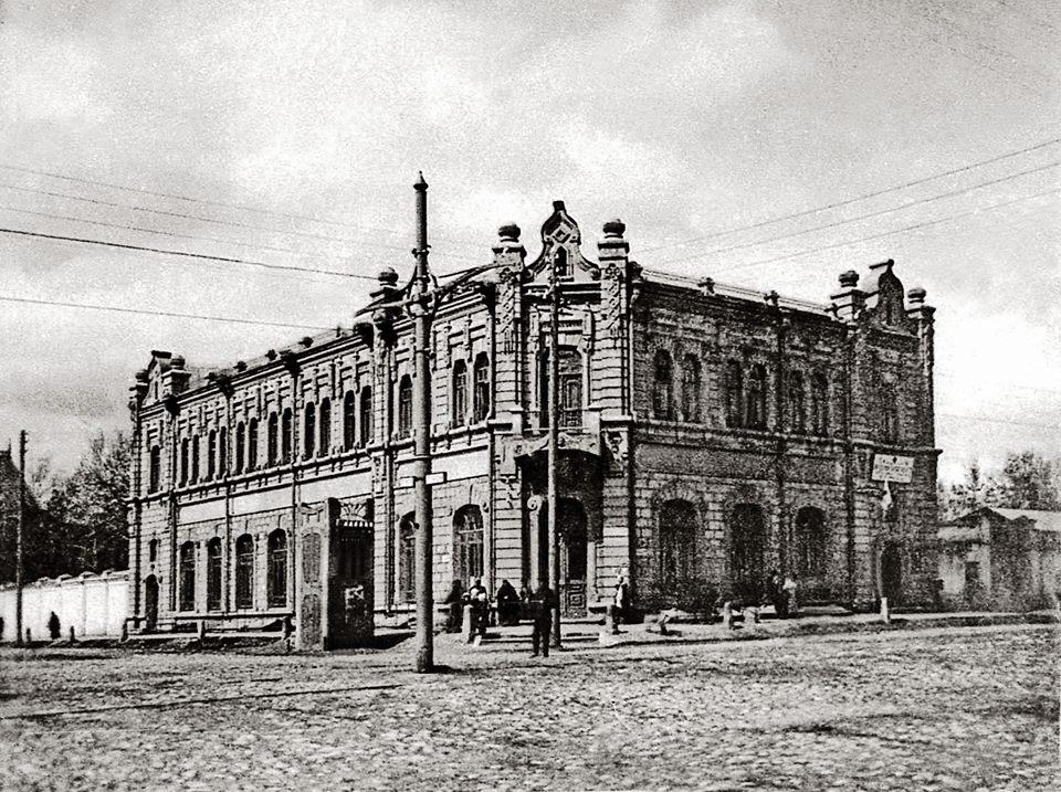Улица Галактионовская