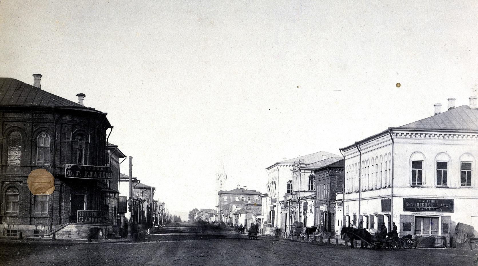 ул. Дворянская угол Алексеевской пл