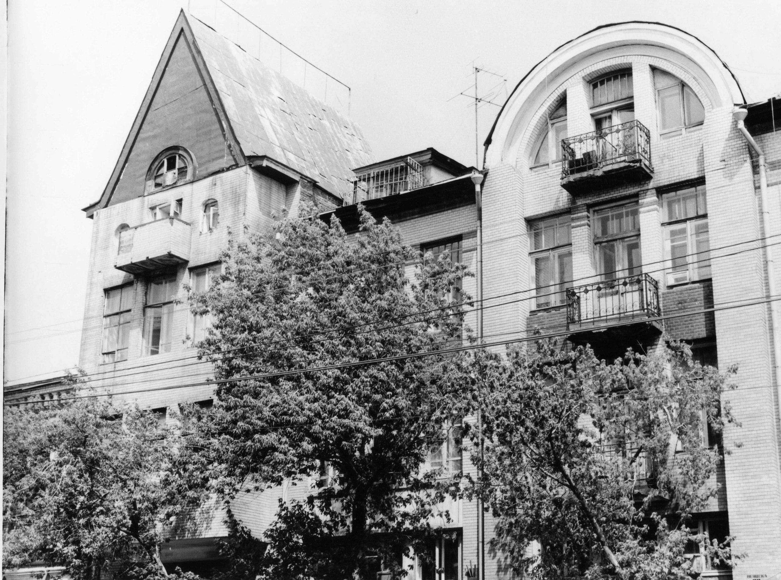 Доходный дом купца Зворыкина