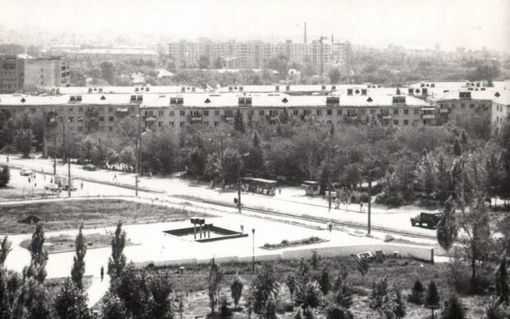 Вид на улицу Бобруйскую