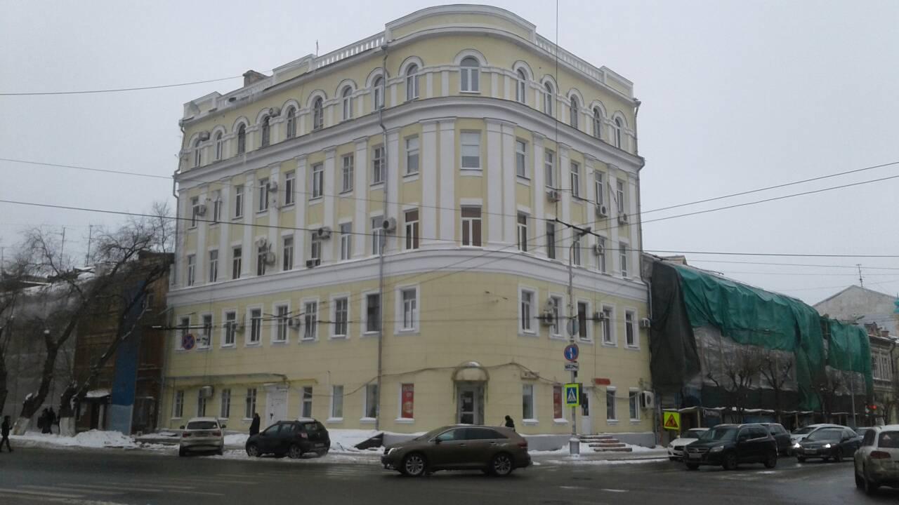 Дом Аннаева