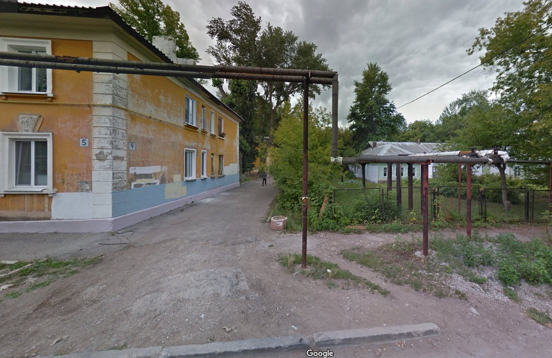 Переулок Беломорский Самара