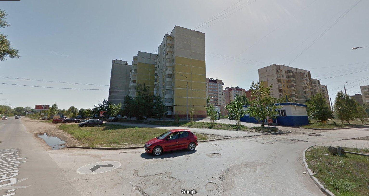 Улица Белорусская
