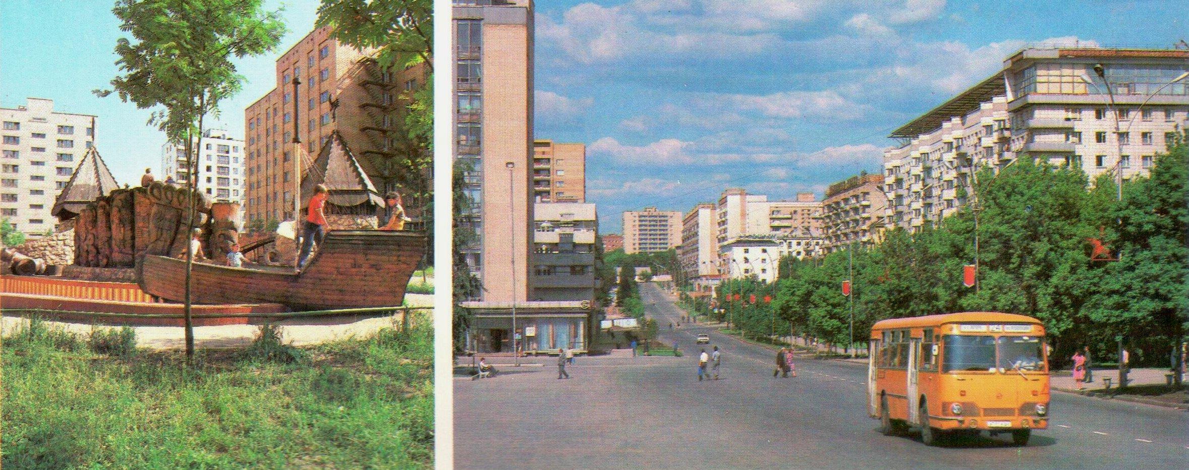 Улица Молодогвардейская