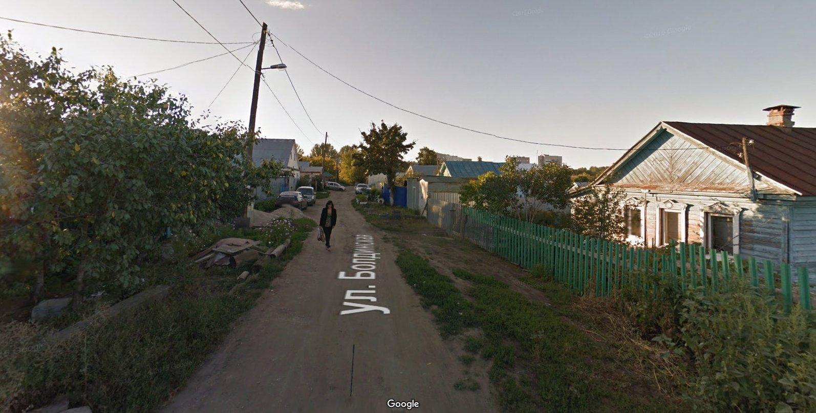 Болдинская улица