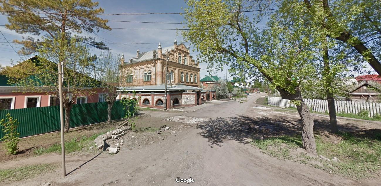 Борисоглебская улица