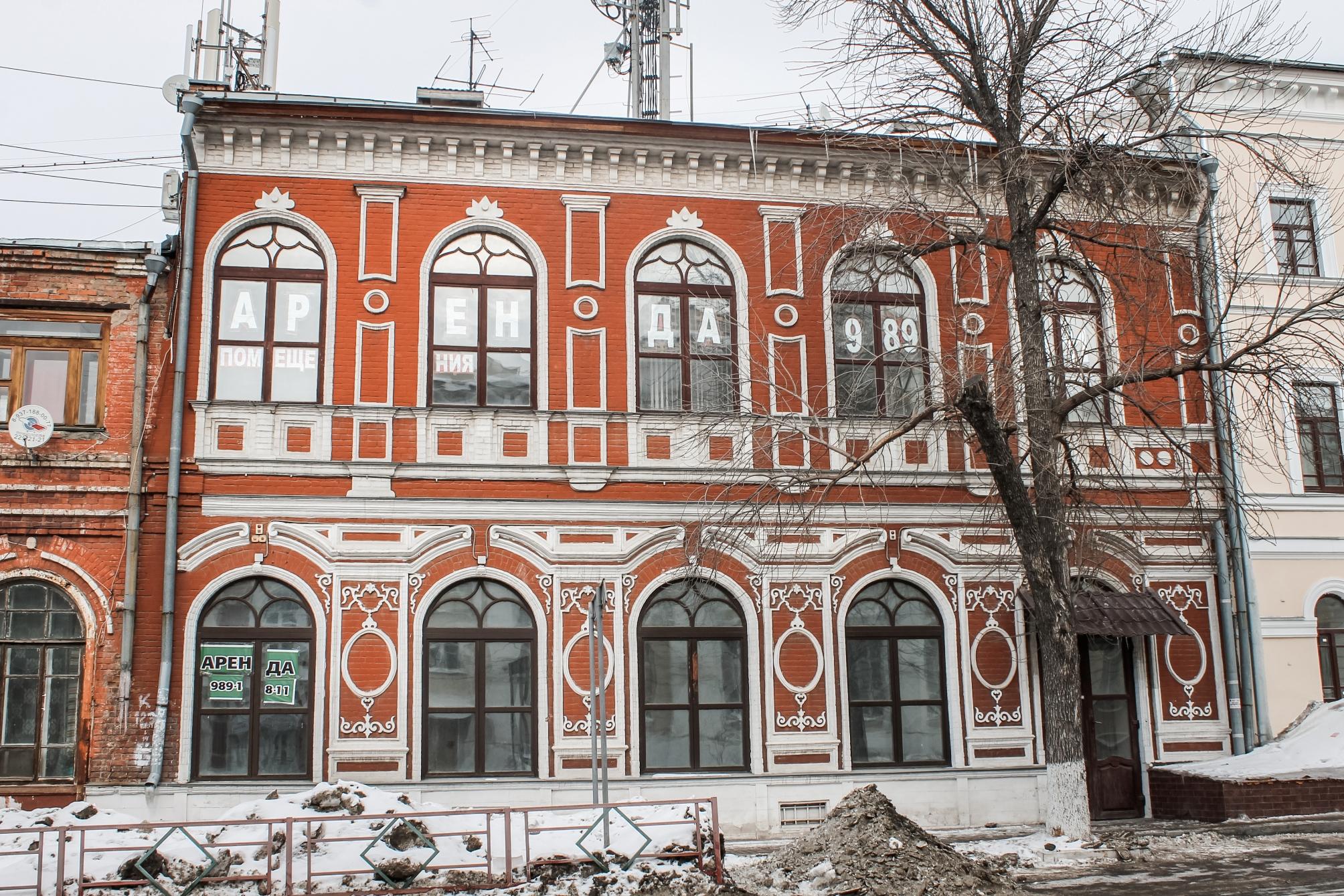 Дом Жильцова