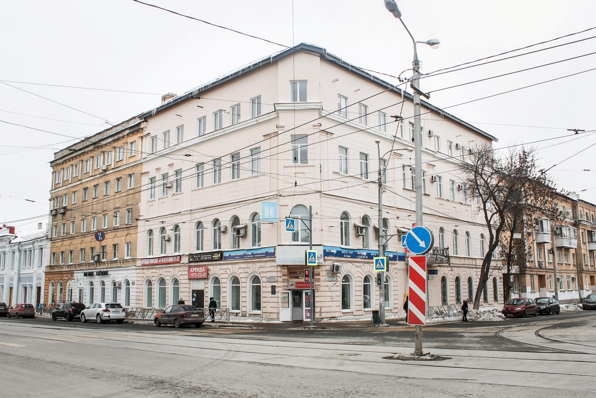 Дом купчихи Карповой