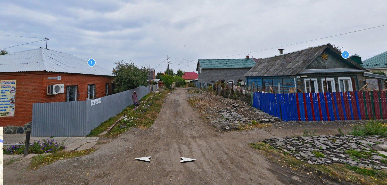 Переулок Бурейский