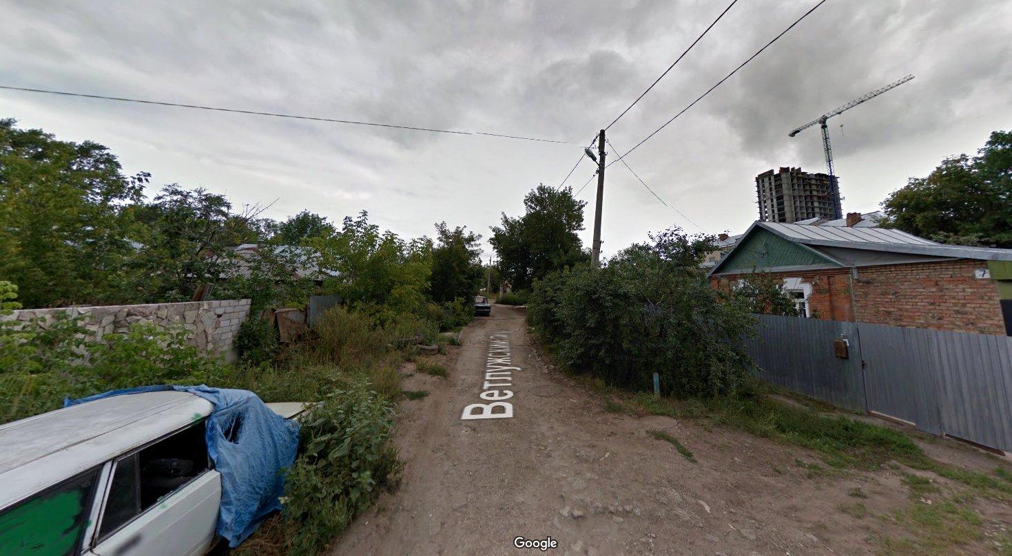 Переулок Ветлужский