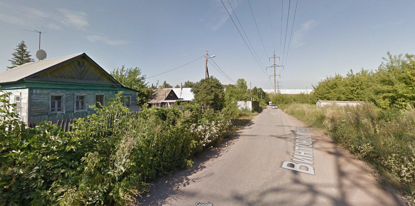 Переулок Винтовой