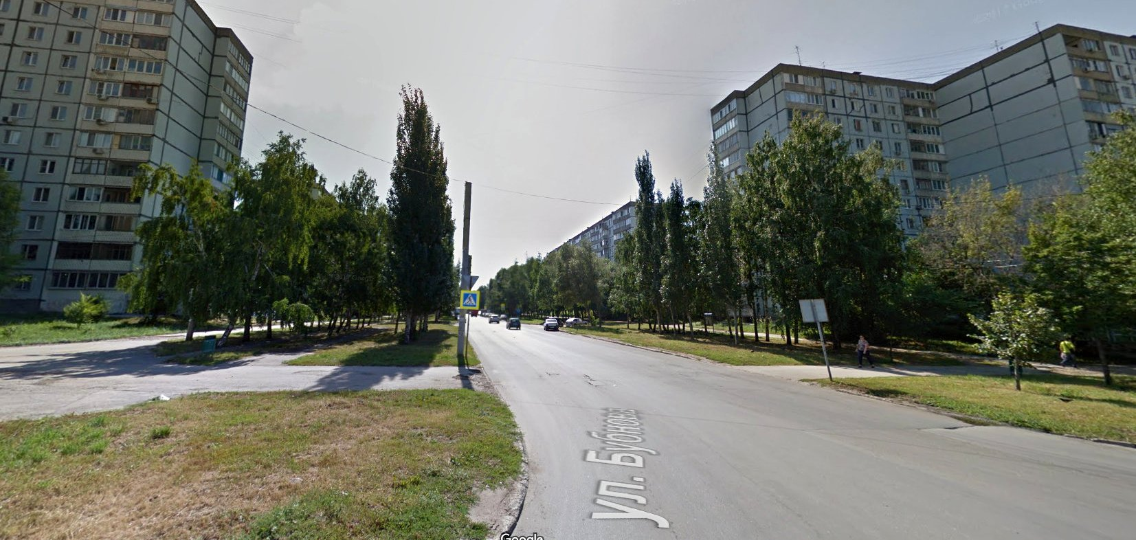 Улица Бубнова