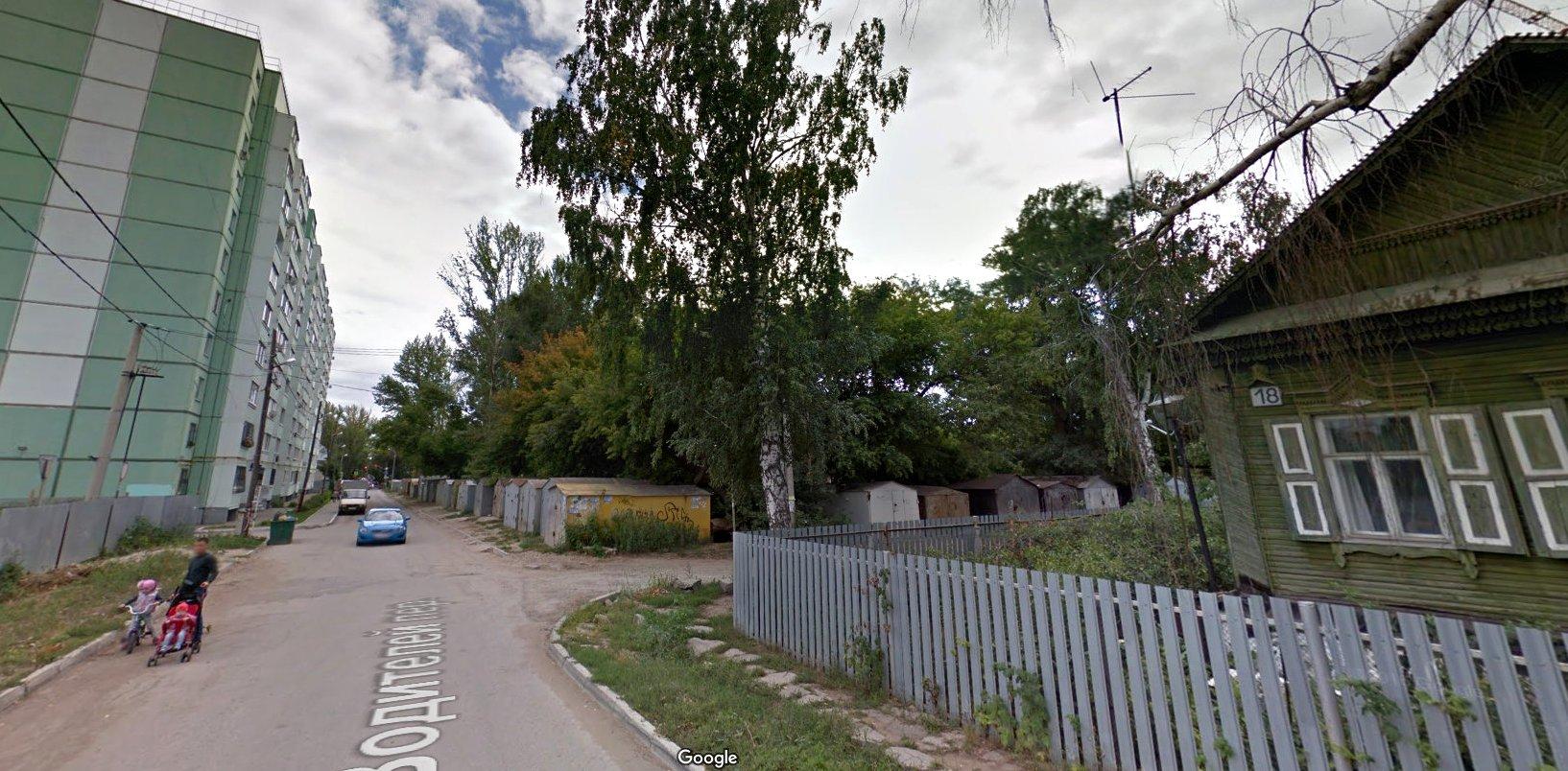 Гранитный переулок