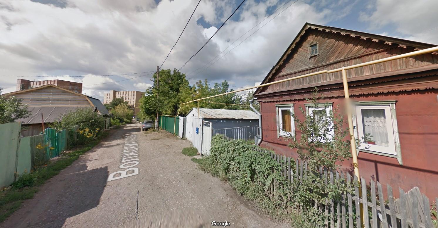 Переулок Волжский