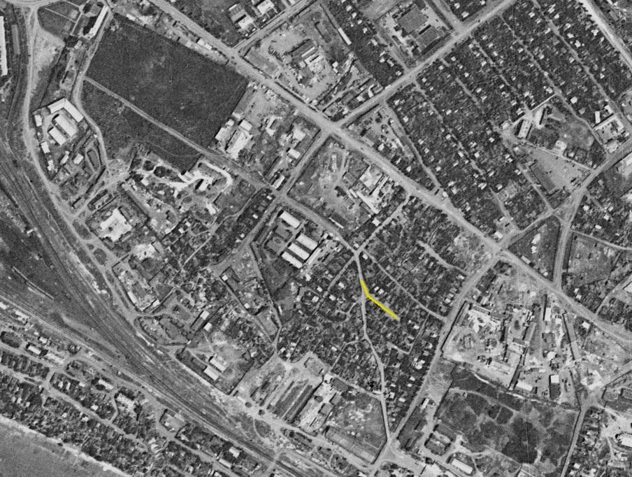Переулок Воркутинский