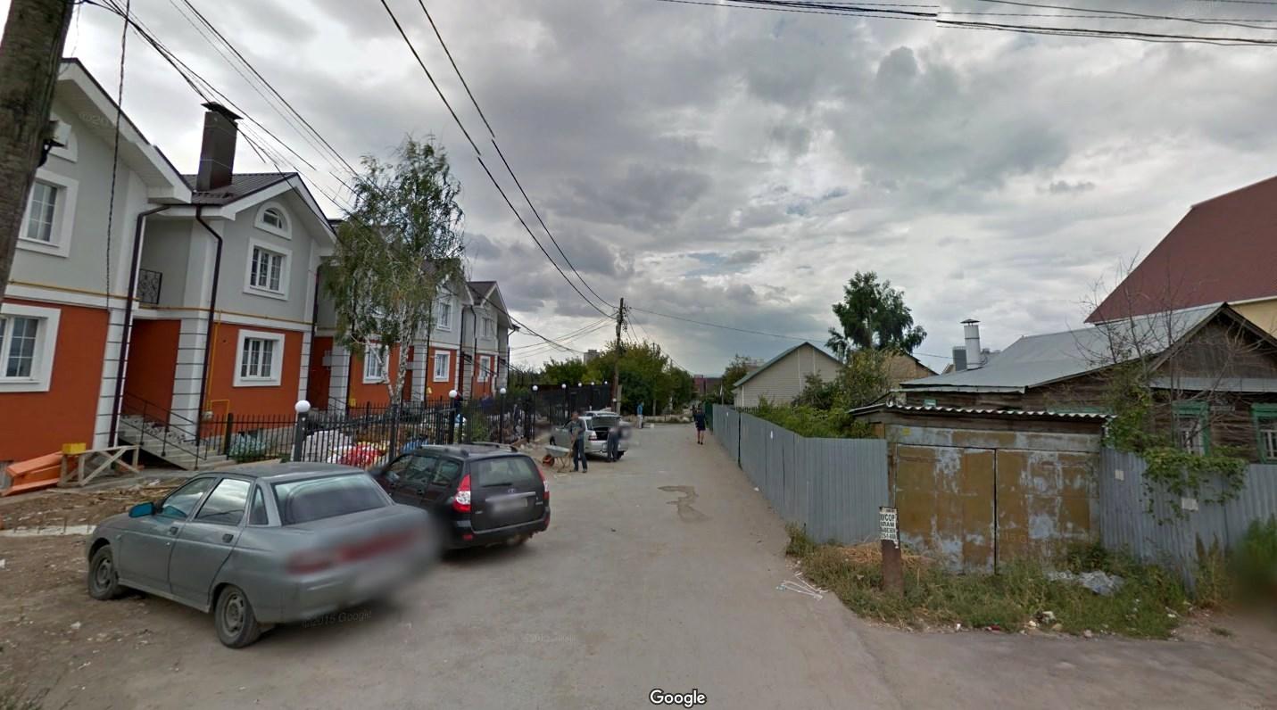 Восточный переулок